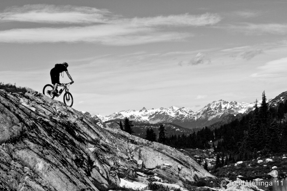 Chris Johnston, Whistler BC